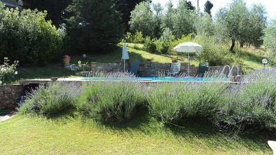 Toskana Ferienwohnung Pool | Villa La Torre