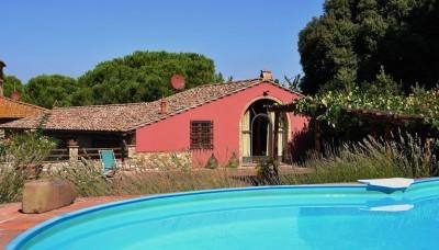 Toskana Ferienwohnung | Pool