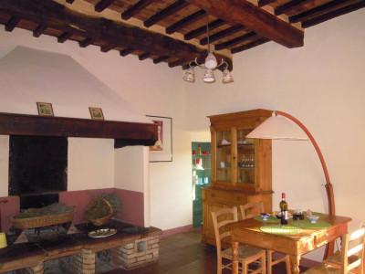 Ferienwohnungen Toskana | Landhaus Le Rose | Rosa Rossa