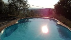 Toskana Ferienwohnung Pool | Villa La Torre | Pool