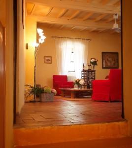 Ferienwohnung Weingut Toskana Badia 5 (1)