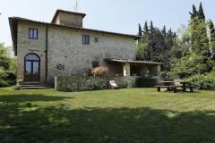 Ferienwohnung Weingut Toskana | Gartenbereich