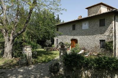 Ferienwohnung Weingut Toskana | Casa dell'Arte