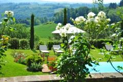 Ferienwohnungen Toskana | Agriturismo La Corte d'Elsa