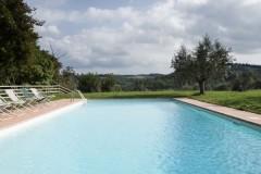 Ferienwohnung Weingut Toskana | Casa dell'Arte Pool