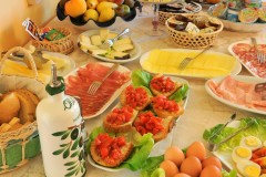 BB Casale Antico | Fruestuecksbuffet | B&B San Gimignano Toscana