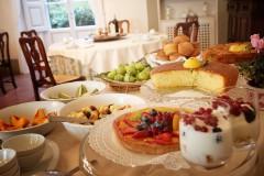 Kochkurs Toskana - Gourmetreise Toskana - Fruestuecksbuffet