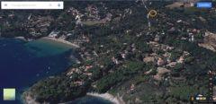 Lage Ferienhaus Elba | Villa Belfiore