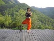 Yoga Urlaub Toskana - Yoga-Dozentin Ludovica