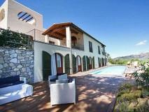 Luxus Ferienhaus Toskana - Luxusvilla Elba mit Pool - Villa Cavallino