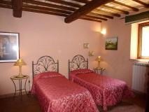 BB Toscana | Borgo Toscano | San Gimignano | Zweibettzimmer 2