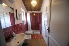 Siena Ferienhaus Toskana - Casa Leon - Duschbad