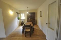 Siena Ferienhaus Toskana - Casa Leon - Wohn- Essbereich