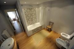 Siena Ferienhaus Toskana - Casa Leon - Badezimmer
