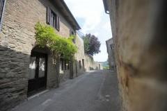 Siena Ferienhaus Toskana - Casa Leon - Eingangsgasse