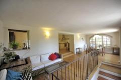 Ferienhaus Siena Toskana - Casa Leon - Wohnbereich