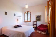 Ferienwohnung Toskana - Casale Olivo - Benedetta Doppelzimmer2