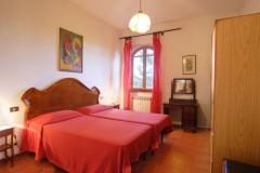 Ferienwohnung Toskana - Casale Olivo - Benedetta Doppelzimmer