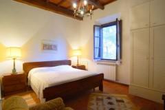 Ferienwohnung Toskana - Casale Olivo - Cipresso Doppelzimmer