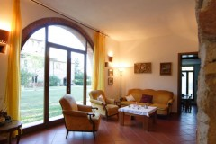 Ferienwohnung Toskana - Casale Olivo - Wohnbereich Dependance