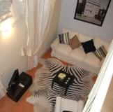 Ferienwohnung Florenz - Wohnbereich
