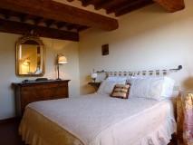 Toskana Ferienwohnung Florenz - Doppelzimmer