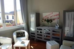 Luxus Ferienwohnung Florenz - Salon oder 4. Schlafzimmer
