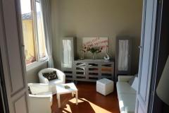 Luxus Ferienwohnung Florenz - Salon
