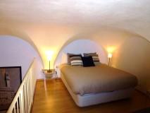 Ferienwohnung Florenz - Schlafpodest