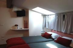 Luxus Ferienwohnung Florenz - Schlafzimmer 2. Ebene