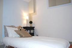Ferienwohnung Florenz - Zweibettzimmer