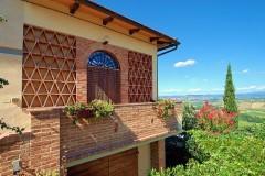 Ferienwohnungen Toskana | Weingut Poggio Belvedere | Zafferano