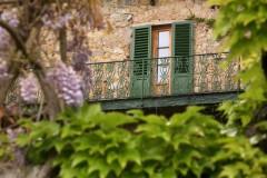 B&B Toskana - Ansicht Villa