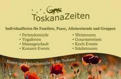 ToskanaZeiten - Individuelle Ferien in der Toskana