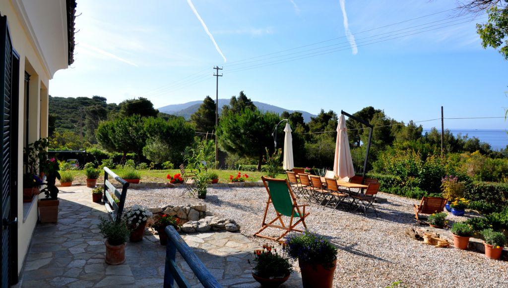 Villa Nora | Elba Ferienhaus direkt am Strand von Capoliveri