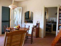 Elba Ferienhaus direkt am Strand   Villa Nora Küchenbereich