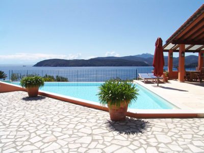 Villa Olivina | Villa Elba Zuccale mit Pool