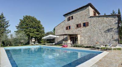 ferien-villa toscana pool 18