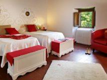 Villa Florence | Luxus Ferienvilla Toscana mit Pool in Gaiole in Chianti