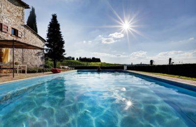 ferien-villa toscana pool 6