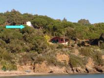 Villa Jasmina | Elba Ferienhaus am Meer | Lage Ferienhaus