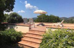 Casa Susina | Ferienhaus Elba mit umzaeuntem Garten