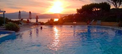 Ferienhaus Capoliveri Zentrum | Schwimmbadnutzung