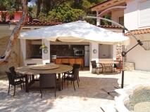 Villa Jasmina | Elba Ferienhaus am Meer | Terrassenbereich