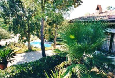 Villa Marina | Ferienhaus Elba Capoliveri | Gartenbereiche