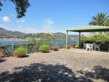 Ferienhaus Elba Meerblick | Villa Azzurro