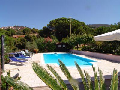 ferienhaus elba pool 1