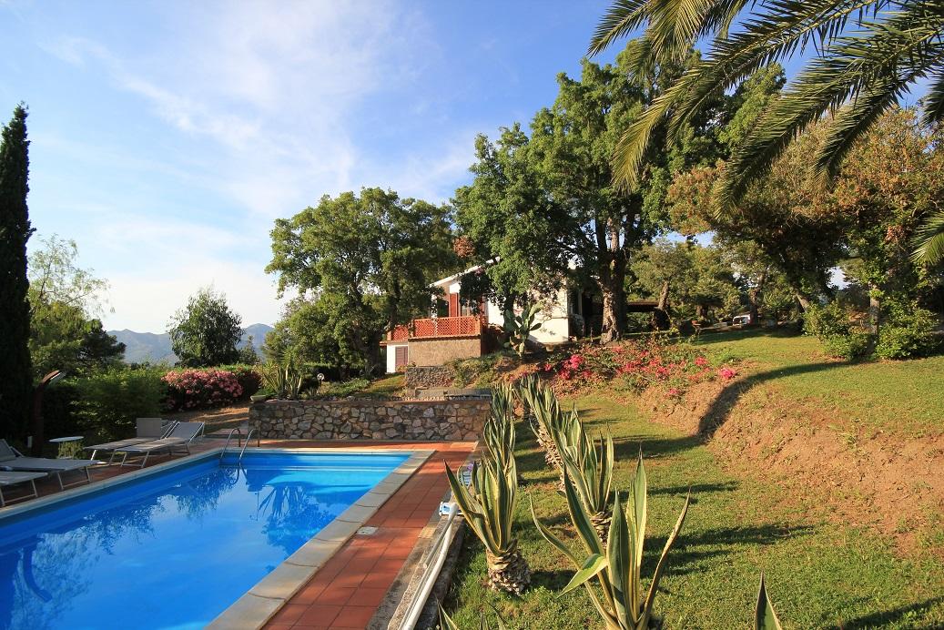 Villa Marina   Ferienhaus Elba mit Pool in Capoliveri