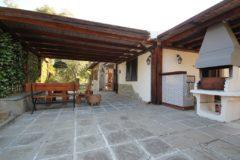 Villa Marina | Ferienhaus Elba Capoliveri | überdachte Veranda