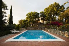 Villa Marina | Ferienhaus Elba mit Pool | Poolbereich